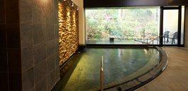 温泉露天風呂付き 大浴場