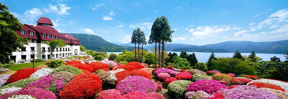 箱根のホテルなら、芦ノ湖畔の山のホテル【公式】